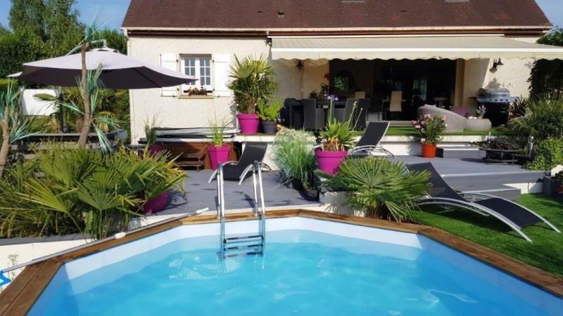 Sale house / villa Mareuil les meaux 440000€ - Picture 1