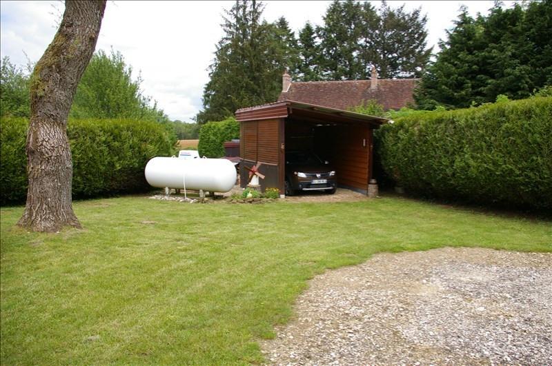 Vente maison / villa St sauveur en puisaye 69000€ - Photo 4
