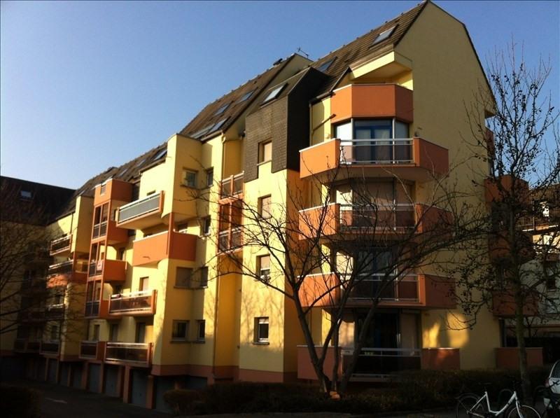 Location appartement Strasbourg 610€ CC - Photo 1