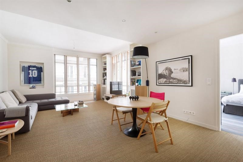 Verkoop van prestige  appartement Paris 8ème 1200000€ - Foto 1