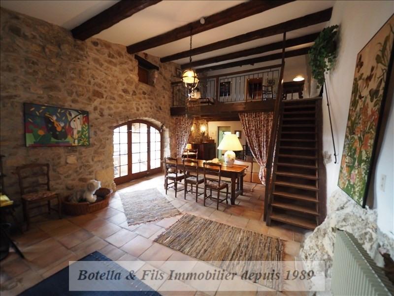 Vente maison / villa Uzes 450000€ - Photo 3