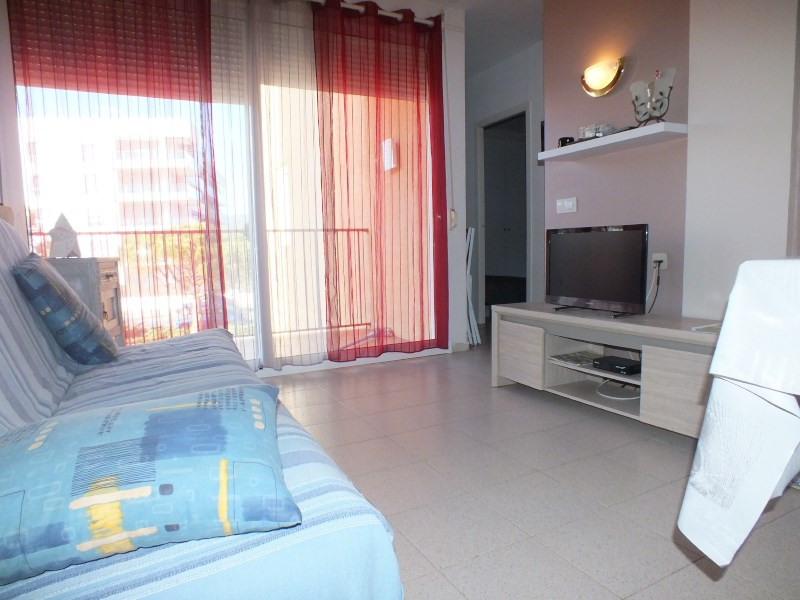 Vermietung von ferienwohnung wohnung Rosas-santa margarita 456€ - Fotografie 8