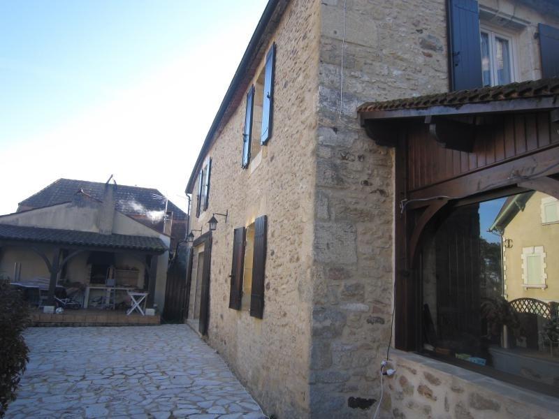 Sale house / villa Siorac en perigord 193100€ - Picture 4