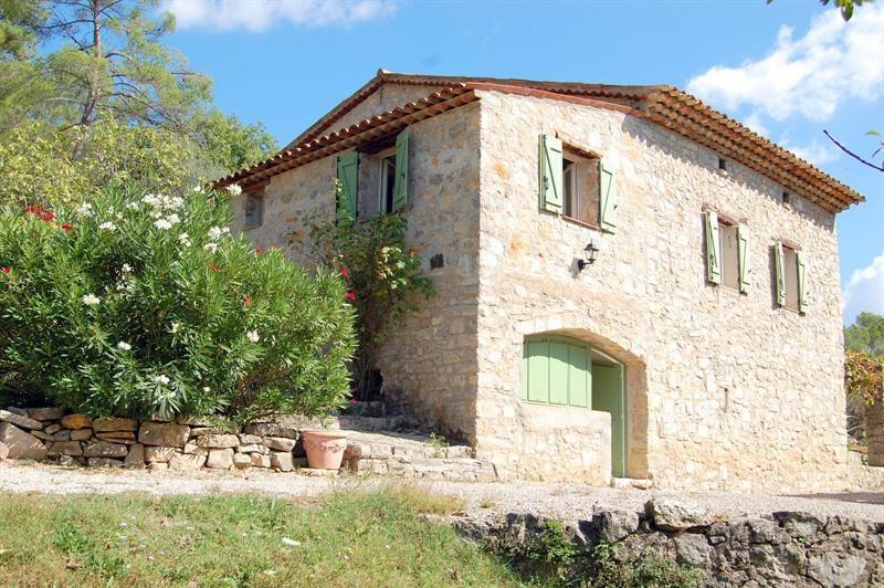 Vente de prestige maison / villa Seillans 650000€ - Photo 3