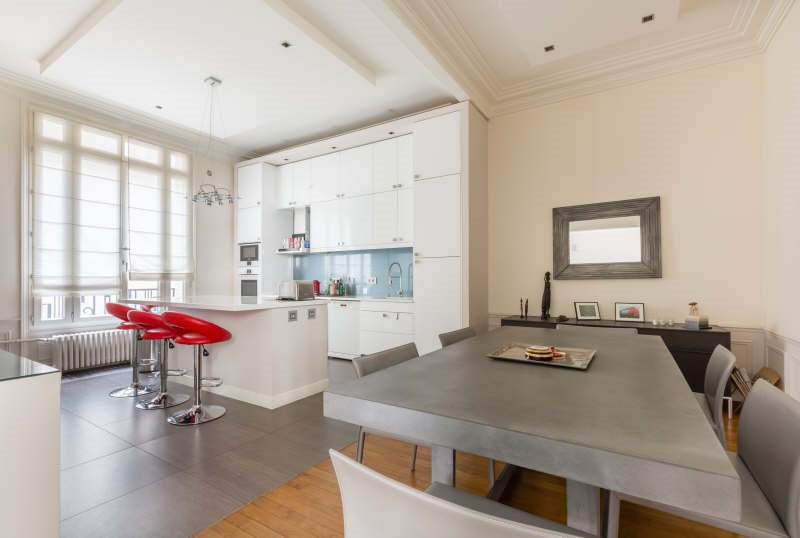 Vente de prestige appartement Neuilly sur seine 1640000€ - Photo 1