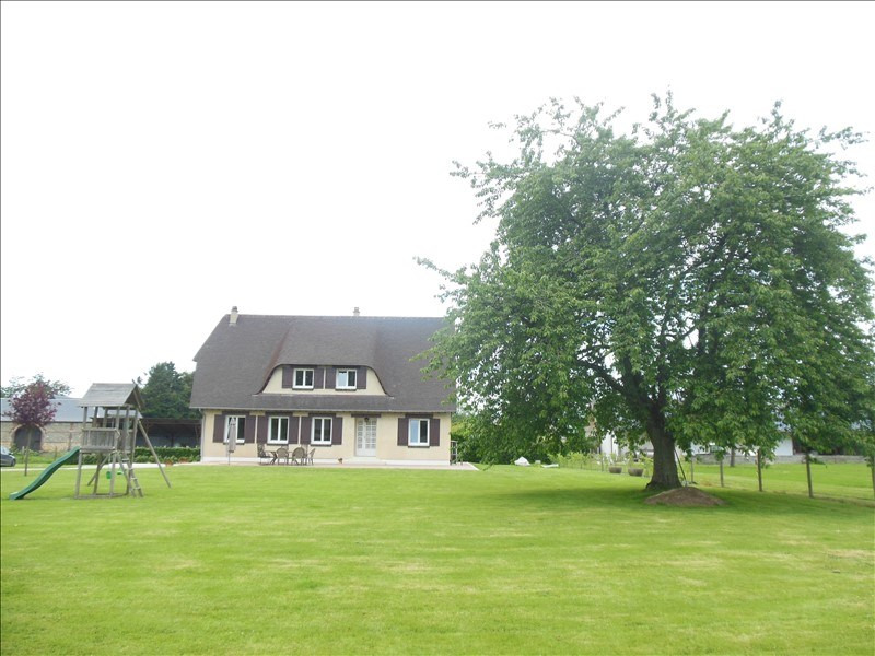 Sale house / villa La neuville chant d oisel 282000€ - Picture 2