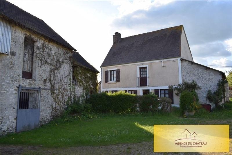 Sale house / villa Villiers en desoeuvre 189000€ - Picture 1