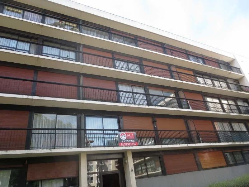 Sale apartment Pontoise 130000€ - Picture 1