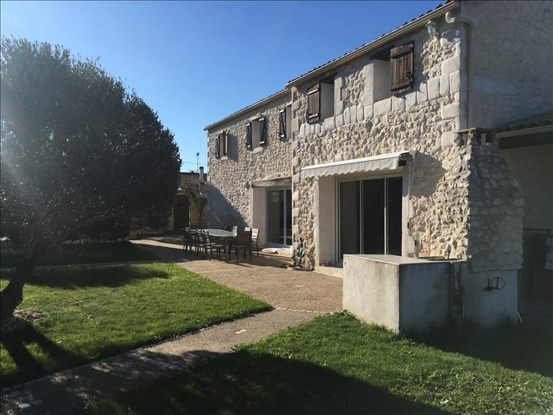 Vente maison / villa Saujon 378000€ - Photo 1
