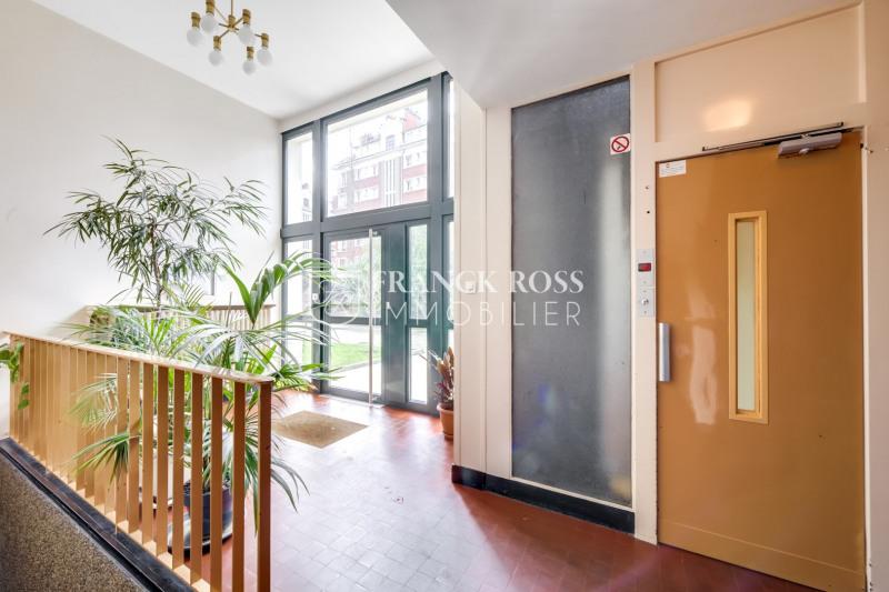 Sale apartment Paris 15ème 600000€ - Picture 14