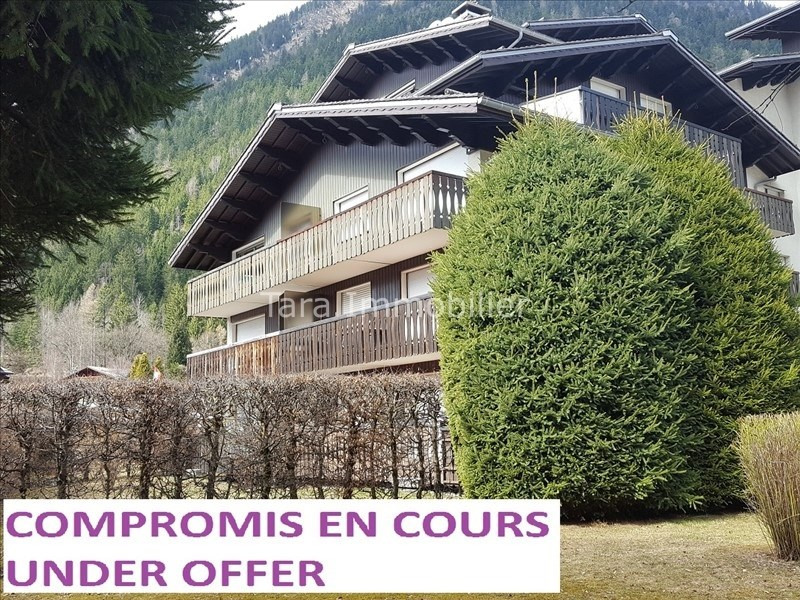 Deluxe sale apartment Chamonix mont blanc 620 000€ - Picture 1