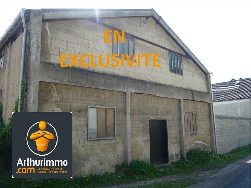 Sale empty room/storage Fecamp 146000€ - Picture 1