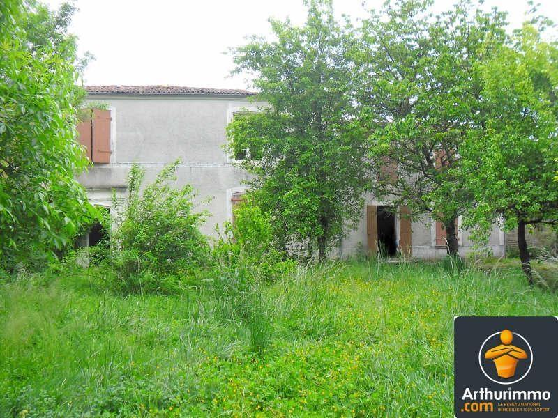 Sale house / villa Matha 79920€ - Picture 1