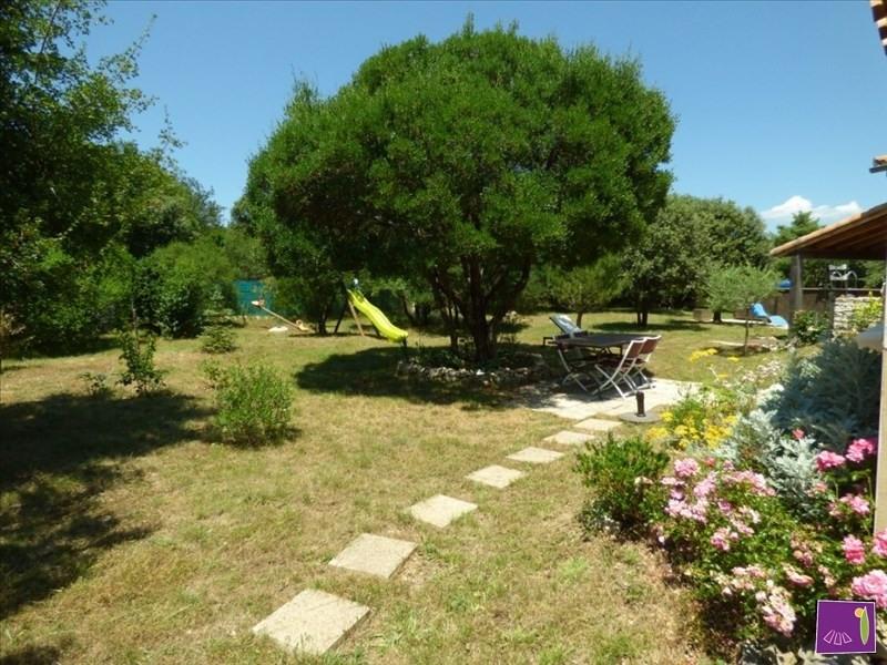Vente maison / villa Barjac 367000€ - Photo 3