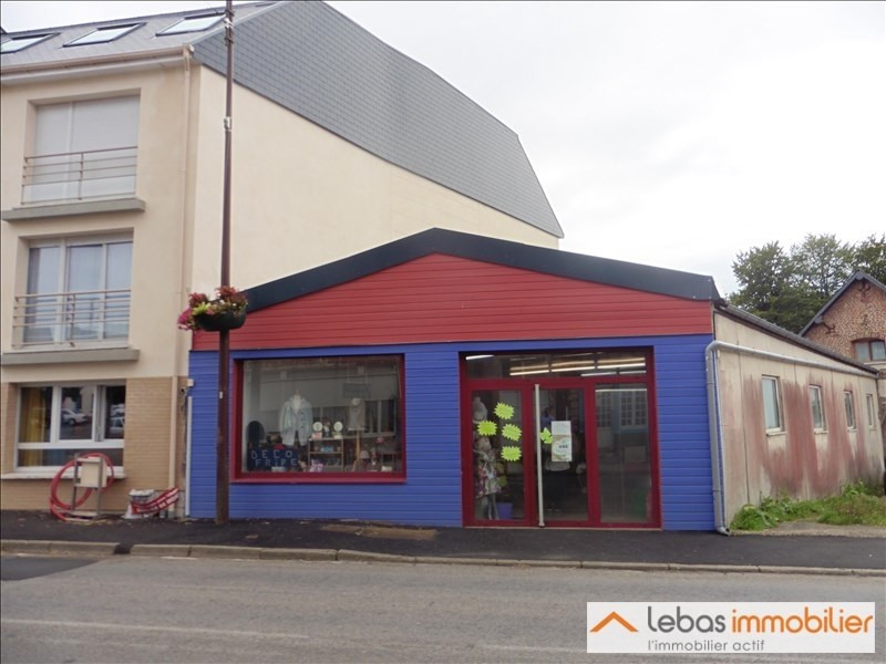 Vente local commercial Yerville 80 000€ - Photo 1