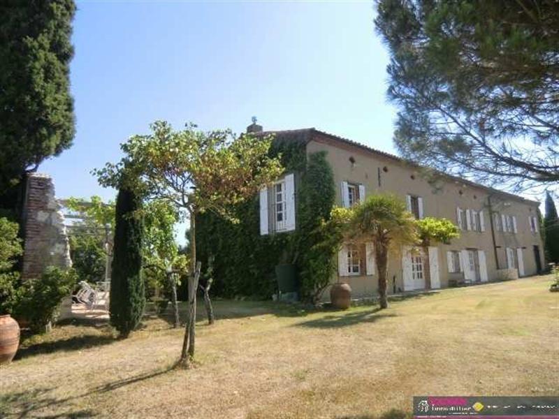 Deluxe sale house / villa Villefranche de lauragais secteur 727000€ - Picture 1