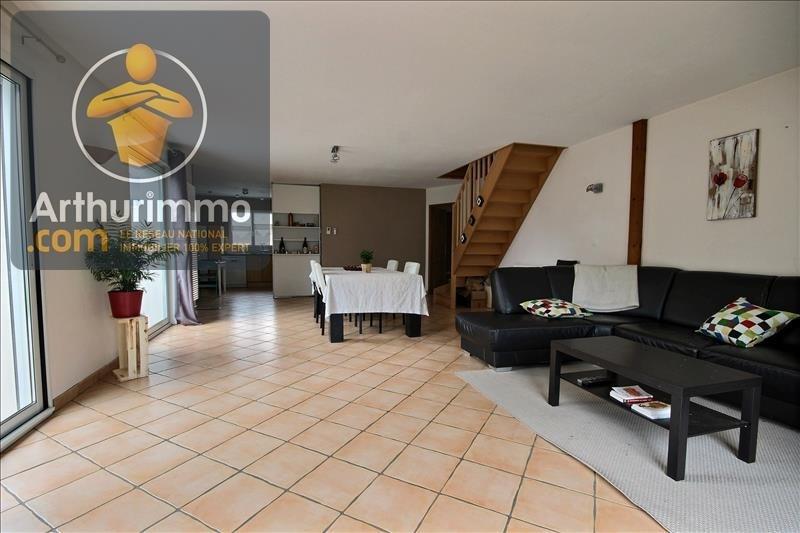 Vente maison / villa St andre le puy 208000€ - Photo 2