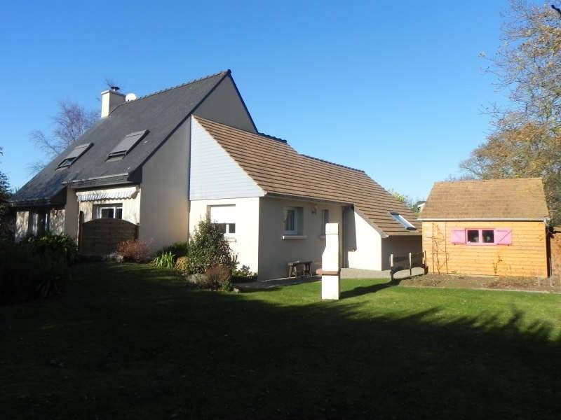 Vente maison / villa Louannec 306469€ - Photo 1