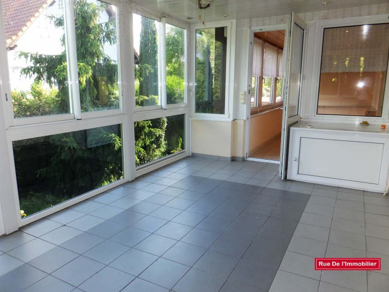 Sale house / villa Reichshoffen 249500€ - Picture 2
