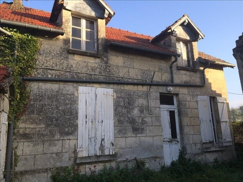 Sale house / villa Villers cotterets 120000€ - Picture 3