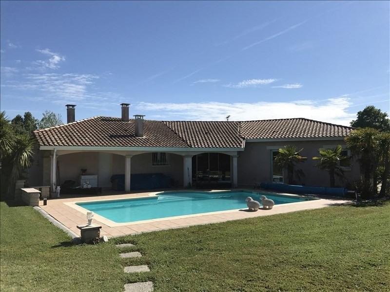 Sale house / villa Aureilhan 366000€ - Picture 1