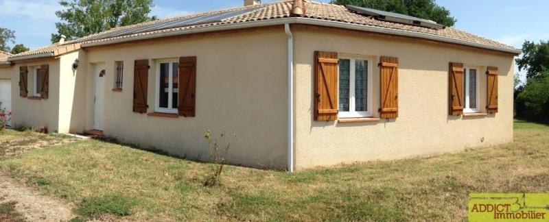 Vente maison / villa Secteur montastruc 229000€ - Photo 2