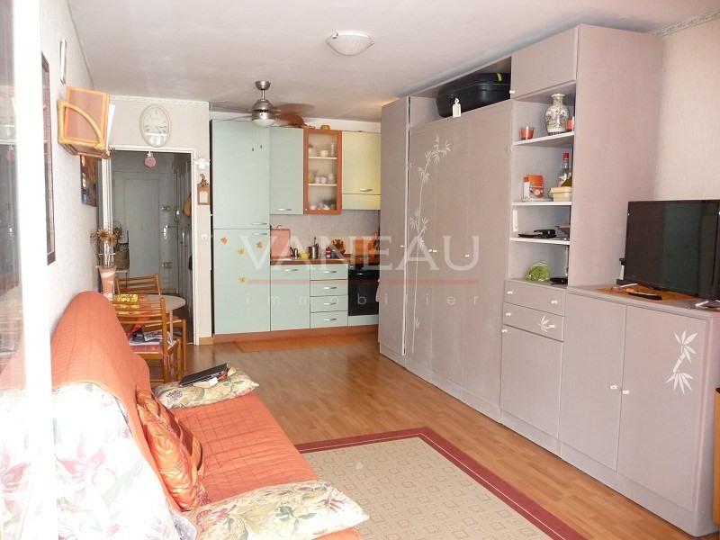Vente de prestige appartement Juan-les-pins 130540€ - Photo 2