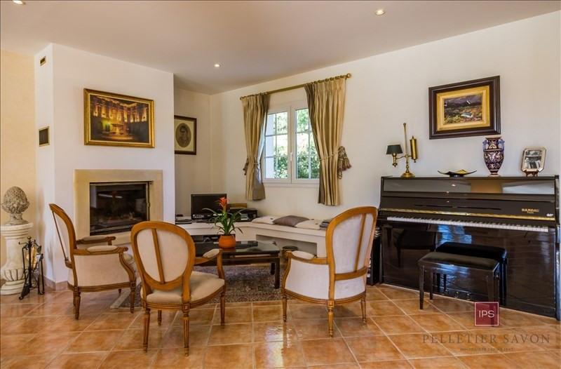 Vente de prestige maison / villa Aix en provence 1195000€ - Photo 4
