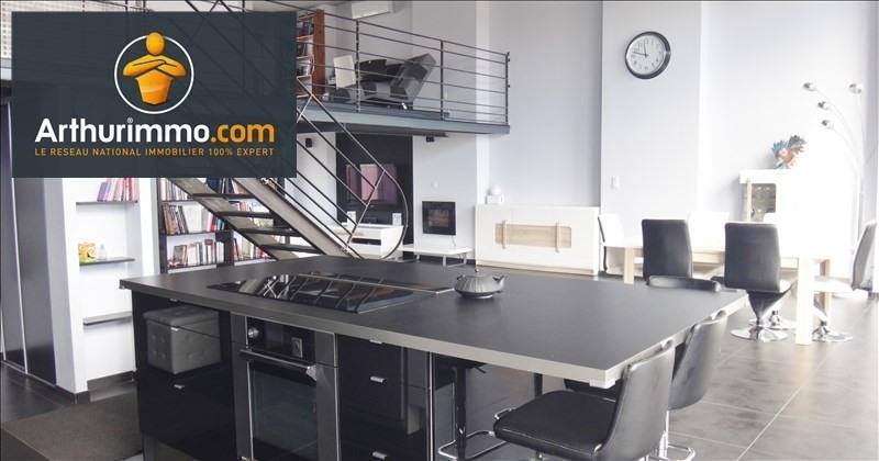 Sale loft/workshop/open plan Roanne 263000€ - Picture 2
