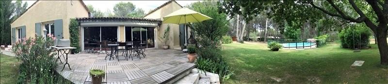 Deluxe sale house / villa Lambesc 690000€ - Picture 3