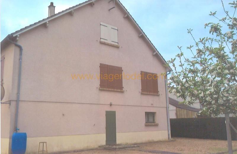 Lijfrente  huis Quiers-sur-bézonde 60000€ - Foto 4