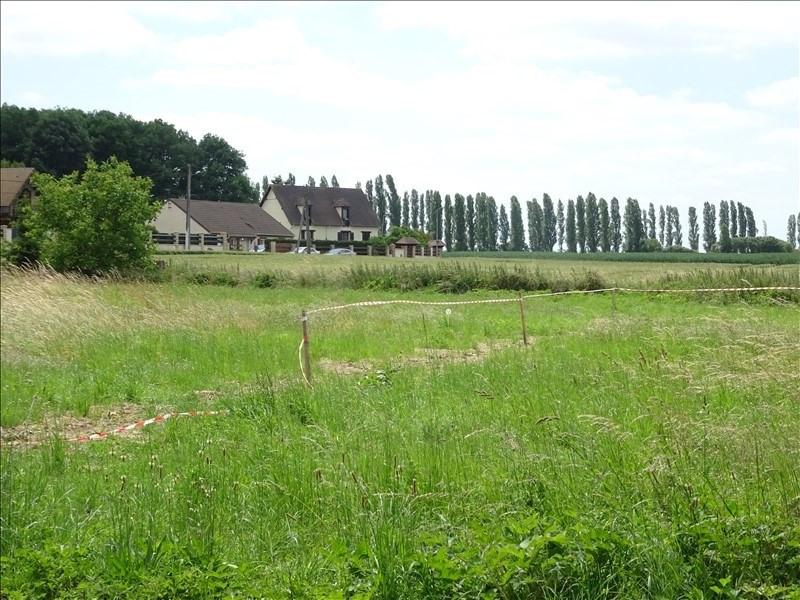 Vendita terreno Neauphlette 107000€ - Fotografia 2