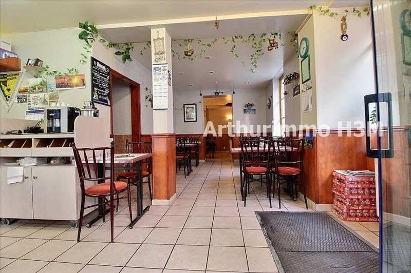 Commercial lease transfer empty room/storage St ouen 115 000€ - Picture 3