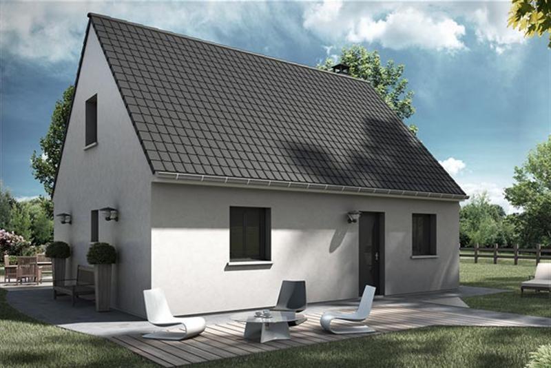 Maison  4 pièces + Terrain 318 m² Grémonville (76970) par EXTRACO CREATION