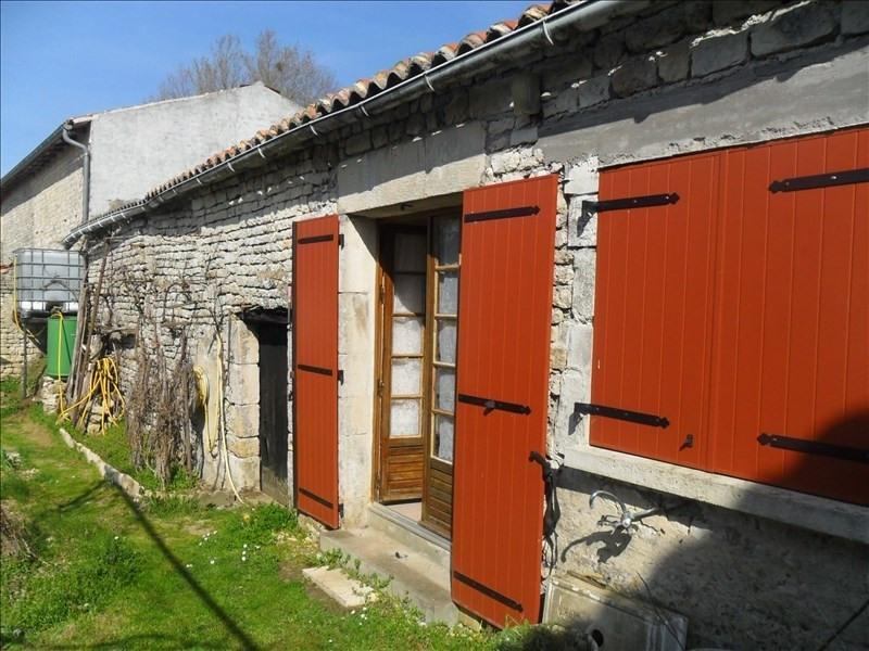 Sale house / villa Aulnay 74500€ - Picture 7