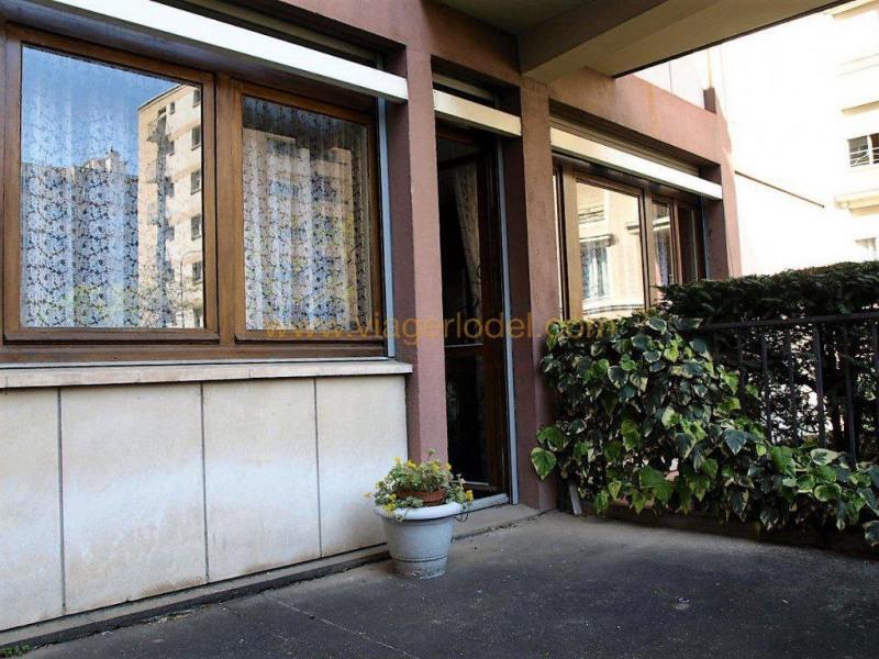 Vendita nell' vitalizio di vita appartamento Lyon 6ème 20000€ - Fotografia 2