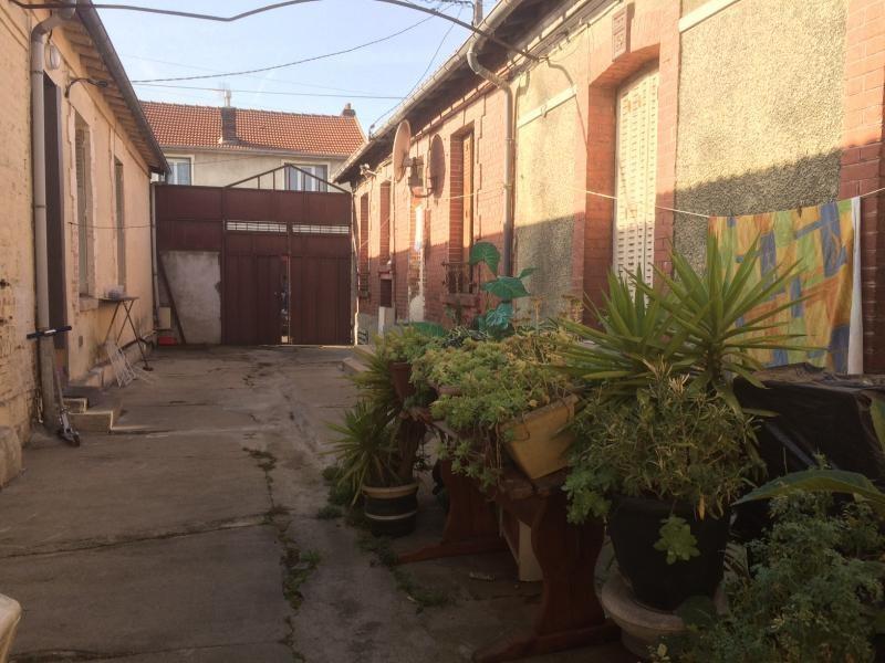 Sale house / villa Gennevilliers 400000€ - Picture 2