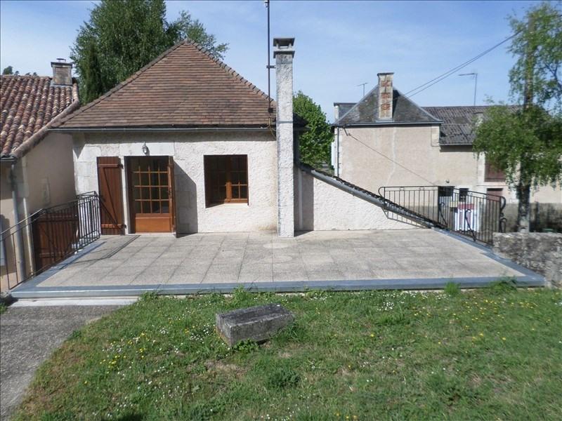 Location maison / villa Chapelle viviers 490€ +CH - Photo 1