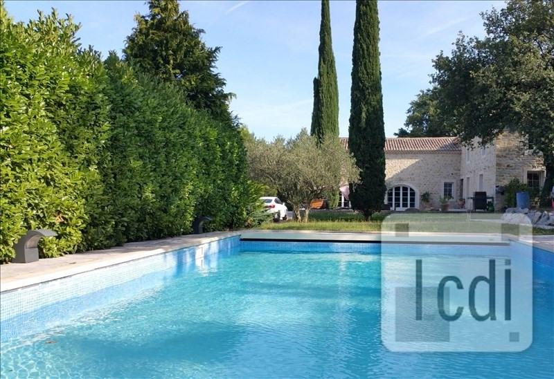 Vente de prestige maison / villa St gervais sur roubion 1035000€ - Photo 1