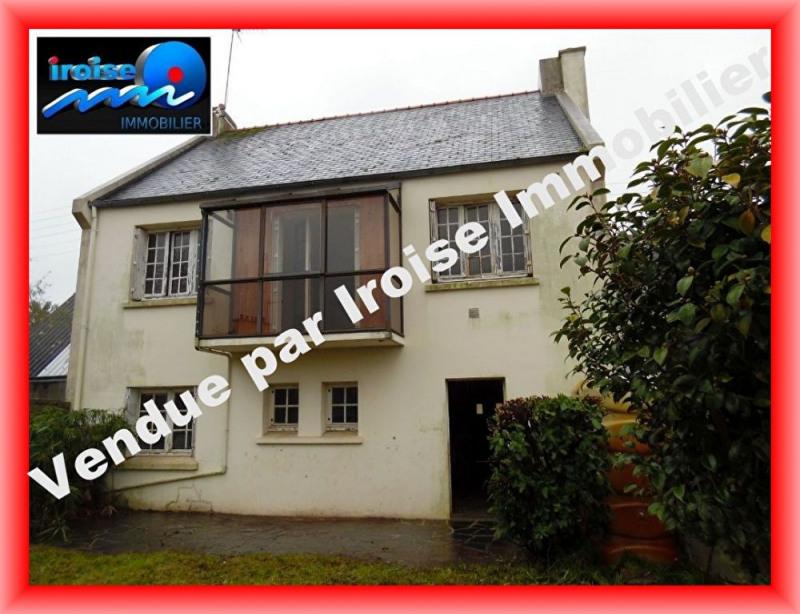 Sale house / villa Brest 117600€ - Picture 1