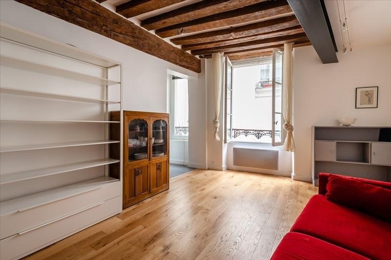 Vente appartement Paris 5ème 425000€ - Photo 2