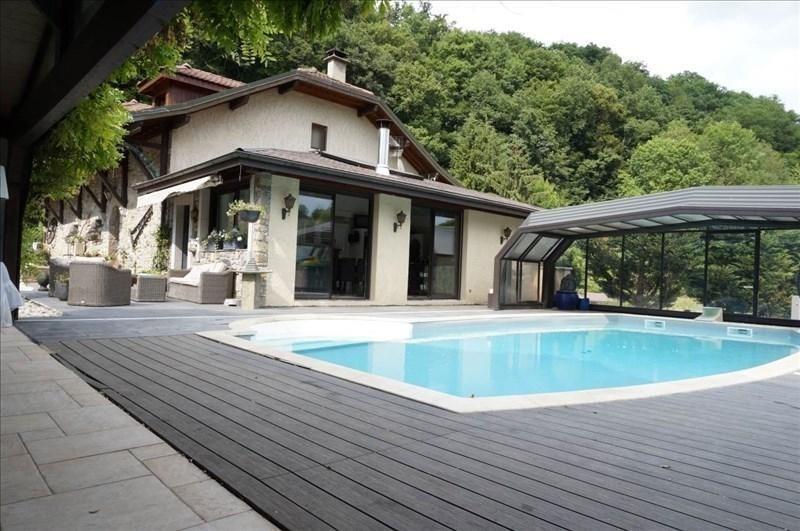 Deluxe sale house / villa Vetraz monthoux 1260000€ - Picture 7