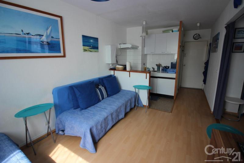 Verkoop  appartement Deauville 125000€ - Foto 3
