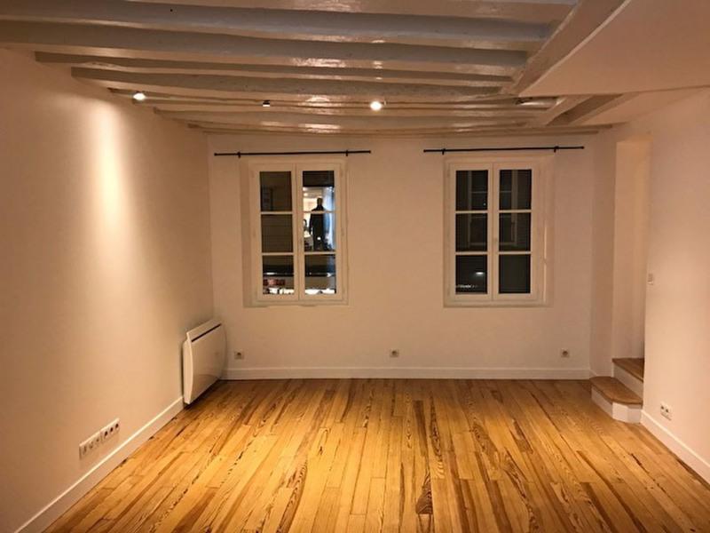 Rental apartment Saint germain en laye 1090€ CC - Picture 1