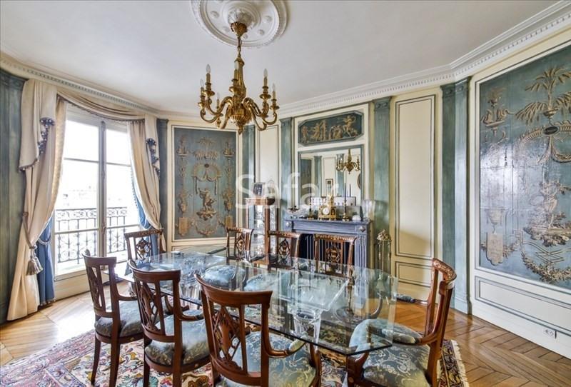 Vente de prestige appartement Paris 16ème 2200000€ - Photo 4