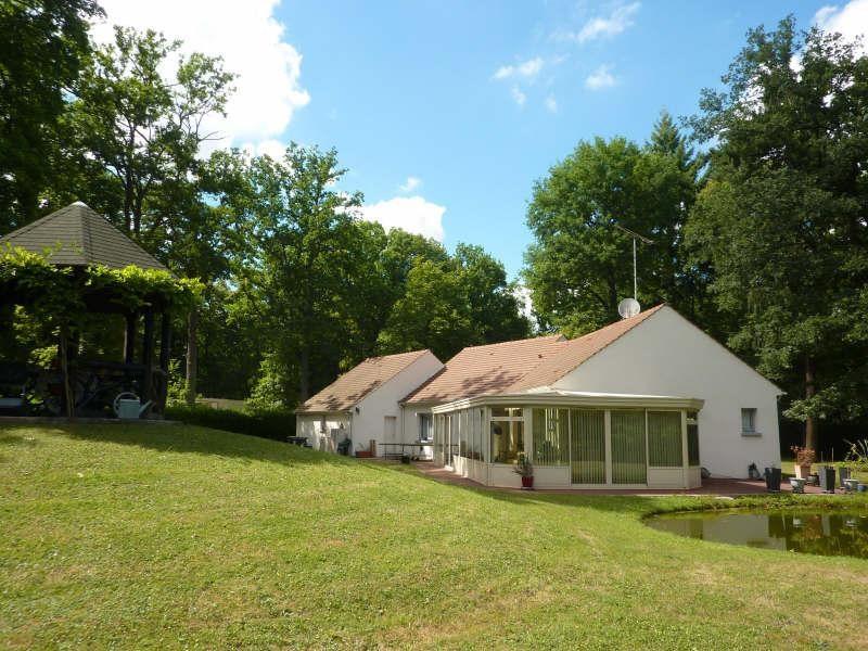 Deluxe sale house / villa Lamorlaye 615000€ - Picture 1