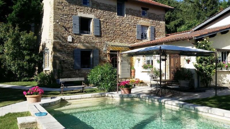 Vente maison / villa Vienne 515000€ - Photo 1