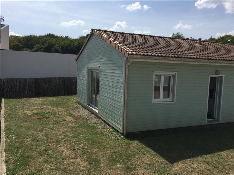 Vente maison / villa Liguge 152000€ - Photo 2
