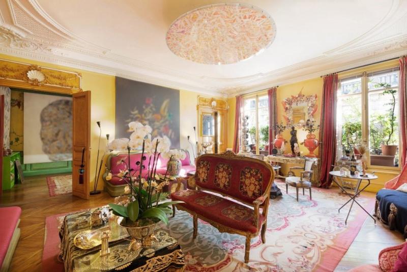 Revenda residencial de prestígio apartamento Paris 8ème 3990000€ - Fotografia 3