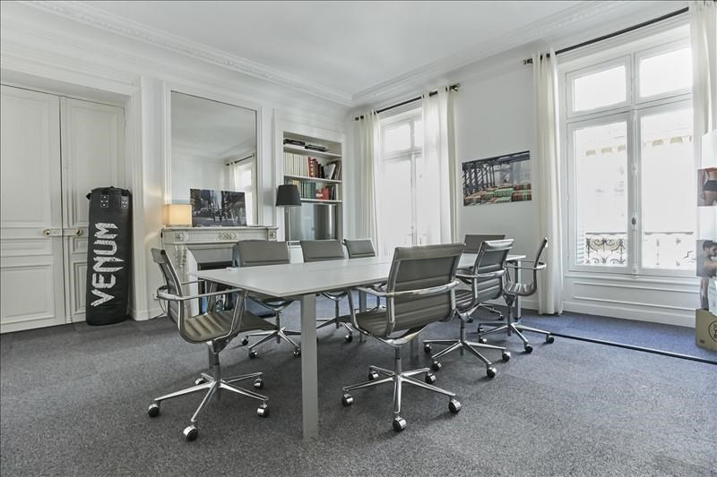 Location bureau Paris 8ème 5 500€ +CH/ HT - Photo 5